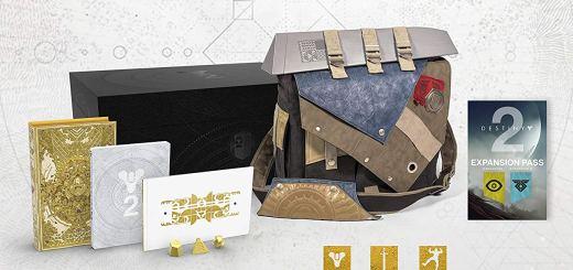 L'édition collector de Destiny 2 est en promotion !