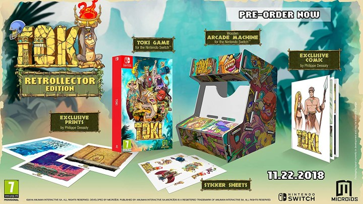 TOKI Collector :) !
