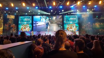 Concours de Cosplay Blizzard de la Gamescom 2018