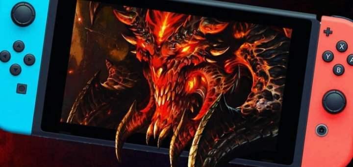 Diablo III arrive cette année sur Nintendo Switch !