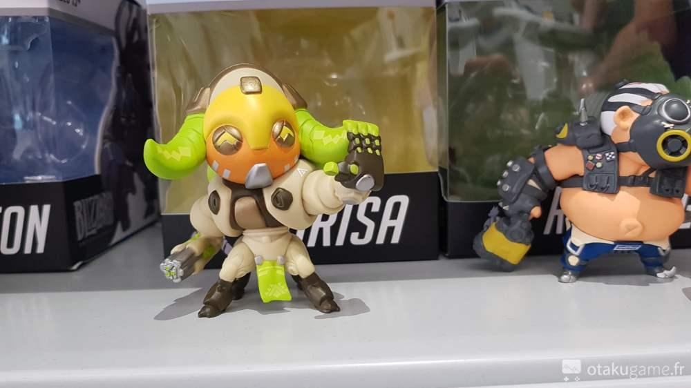 Une petite figurine d'Orisa qui sera très bientôt commercialisée !