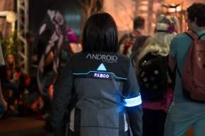 Cosplay Detroit become human Gamescom 2018