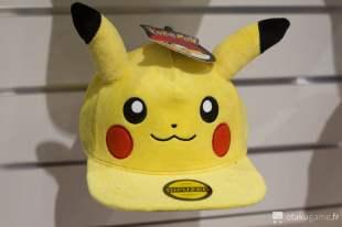 Casquette Pikachu Difuzed