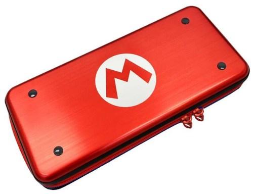 Pochette Aluminium Mario par Hori