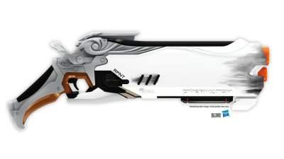 Le pistolet de Faucheur (Nerf)