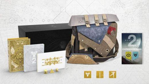 Le collector de Destiny 2 ;) !
