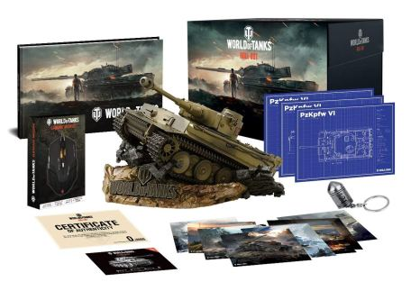World of Tanks édition collector