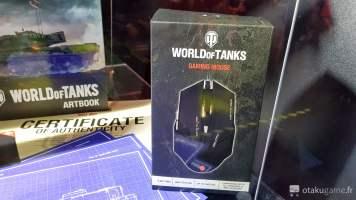 Souris World of Tanks