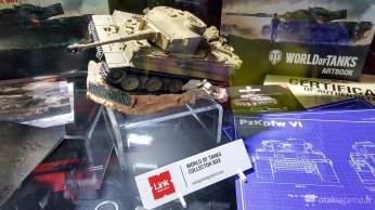 Miniature World of Tanks
