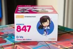 Boîte de la Nendoroid D.Va 847