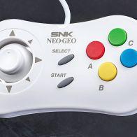 Manette Neo Geo Mini