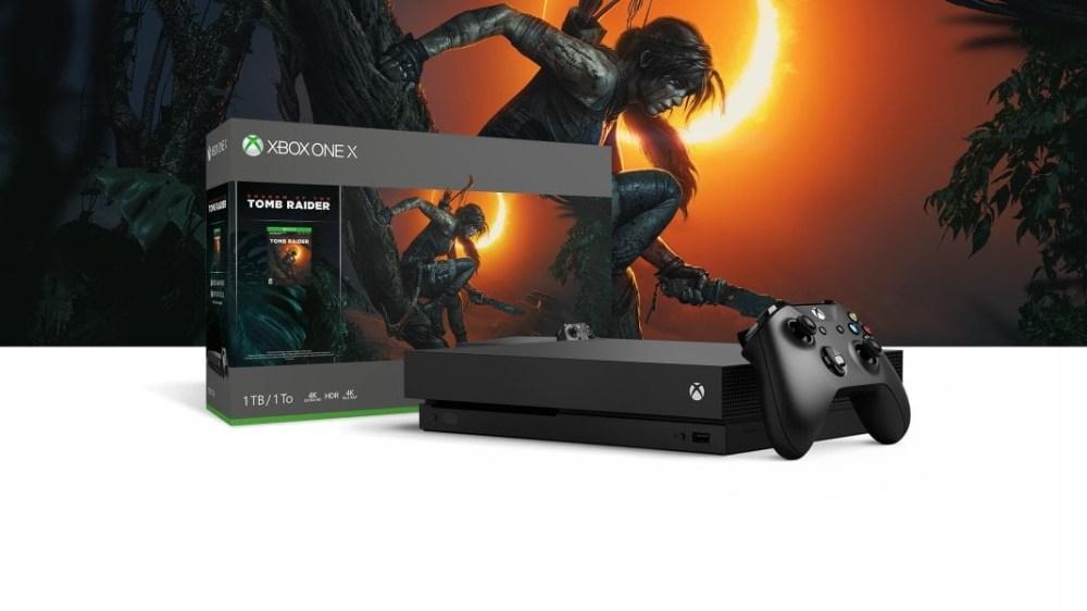 D'ailleurs, moi, j'y retourne à ce Tomb Raider... Sur Xbox One S !