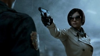 Resident Evil 2 Ada Wong Remaster PS4