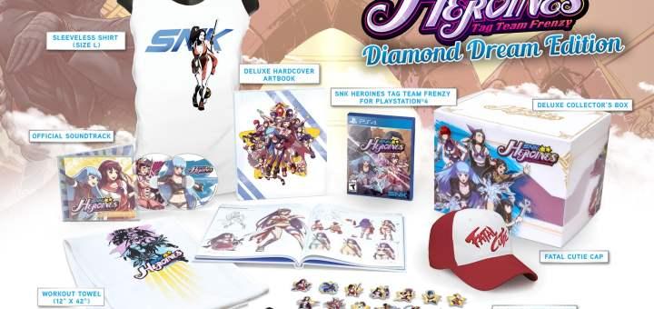 SNK HEROINES ~Tag Team Frenzy~ Diamond Dream Edition (PS4™)