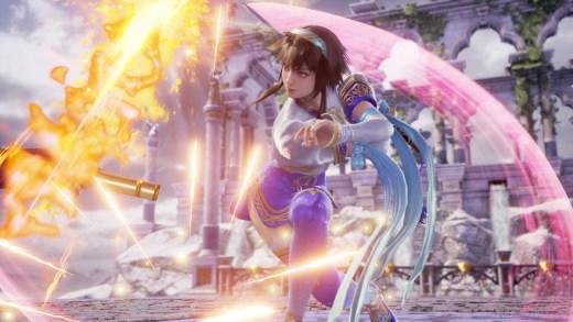 SoulCalibur VI est un jeu de combat coloré, pour mon plus grand plaisir !