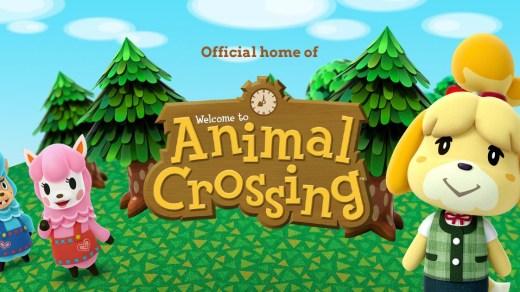 Animal Crossing sur Nintendo Switch