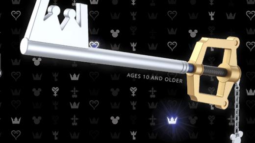 N'avez vous jamais rêvé de posséder la Kingdom Key dans votre salon ?