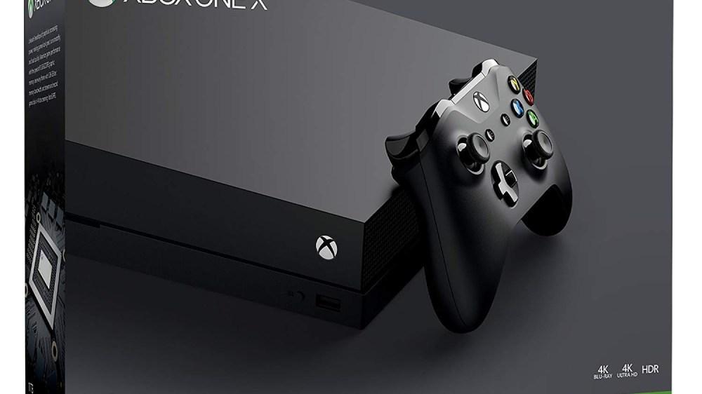 La Xbox One X est actuellement la meilleure console de jeu 4K disponible sur le marché. Tout simplement !