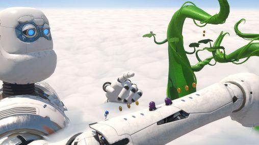 Astro Bot sur PS VR