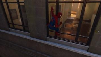 Ouais, vous ne rêvez pas, ce n'est pas une simple texture collée à la fenêtre !