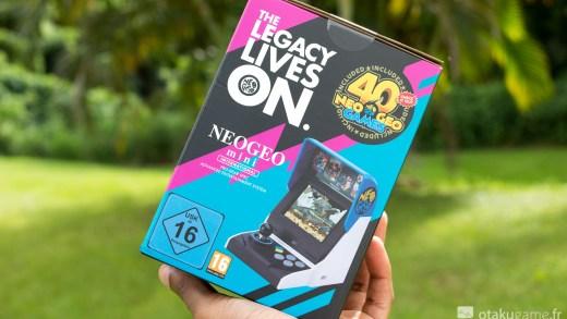 La Neo Geo Mini est LA mini console du moment !