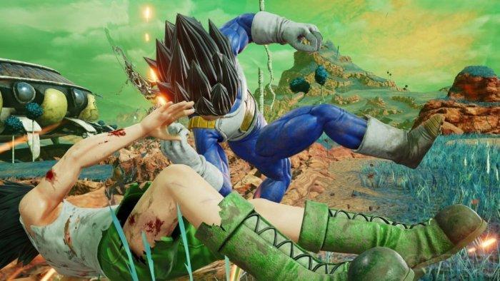 Les combats sont très dynamiques !