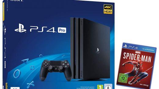 La PS4 Pro avec Spiderman à moins de 400€ ? C'est ici !