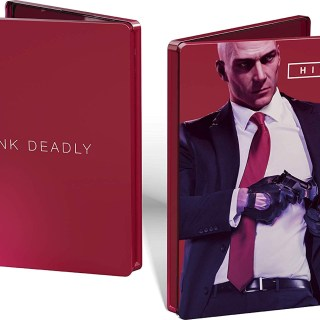 Hitman 2 et son joli Steelbook exclusif Amazon !