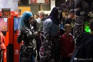 Cosplay DarkSiders III Paris Games Week 2018
