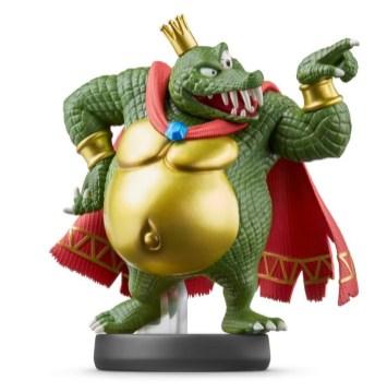 Amiibo King K.Rool