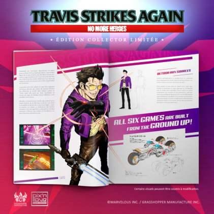 Collector Travis Strikes Again