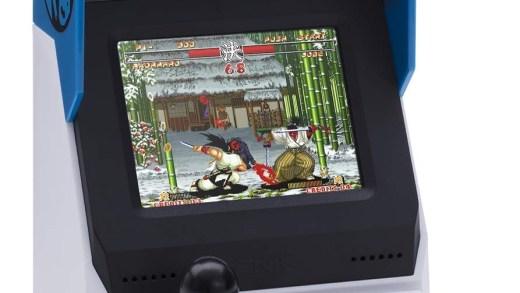 La Neo Geo Mini est enfin en promotion !