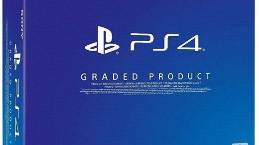 Une PS4 seconde génération (attention, pas la Slim) à 149€ seulement !