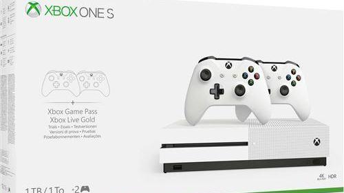 La Xbox One avec 3 jeux à moins de 200€ chez Fnac !