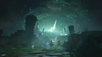 Granblue Fantasy Relink sur PS4