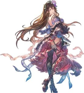Artwork de Rosetta de Granblue Fantasy Relink