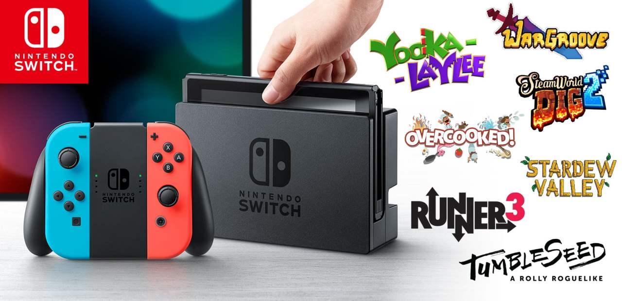 La Nintendo Switch est le nouvel eldorado des jeux indés...