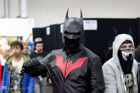 Cosplay du Toulouse Game Show 2018