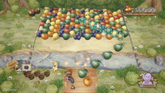 Y'a tellement de phases de gameplay différentes dans ce jeu, c'est fou !