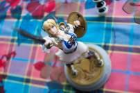 Figurine de Sophita du collector de SoulCalibur VI