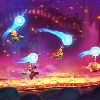 Unruly Heroes nous invite à découvrir la légende du Roi Singe dans un jeu d'aventure à la croisée des genres !