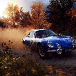 L'Alpine A110 a l'honneur d'illustrer ce test :) !