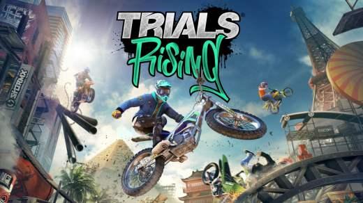Trials Rising sur Nintendo Switch, PS4, PC et Xbox One !