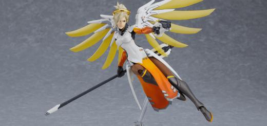 La figurine Figma Ange sera disponible en début d'année 2020 !