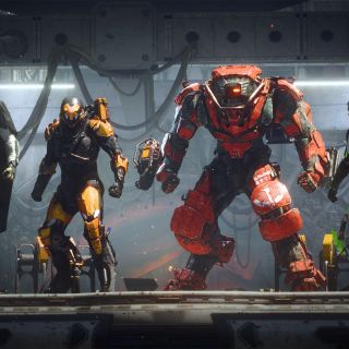 Anthem et ses 4 classes de Javelin