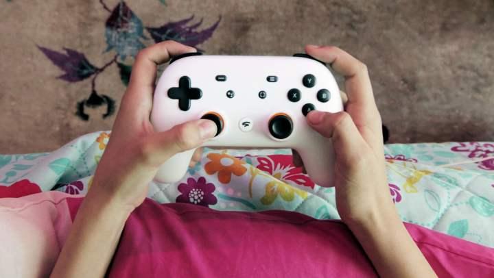 Le Stadia Controller, une des pierre angulaire du GameStreaming.