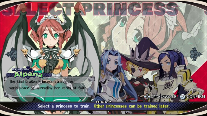 Quelle princesse choisirez vous ?