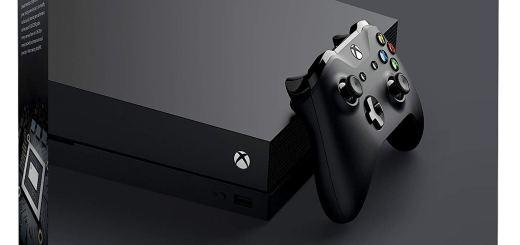 xbox one x la console la plus puissante au monde