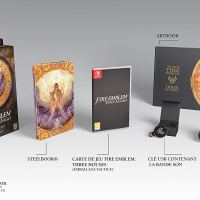Voici le fameux collector du prochain Fire Emblem sur Nintendo Switch !