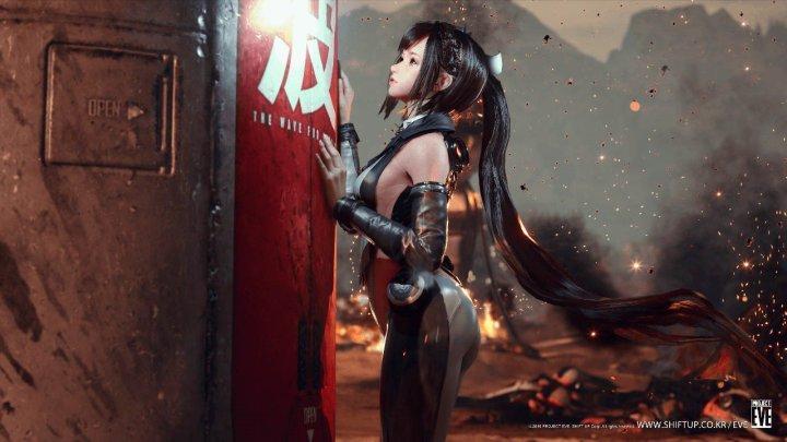 """Project Eve et ses inspiration très """"Platinum Games"""""""